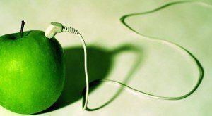 растения слушают музыку