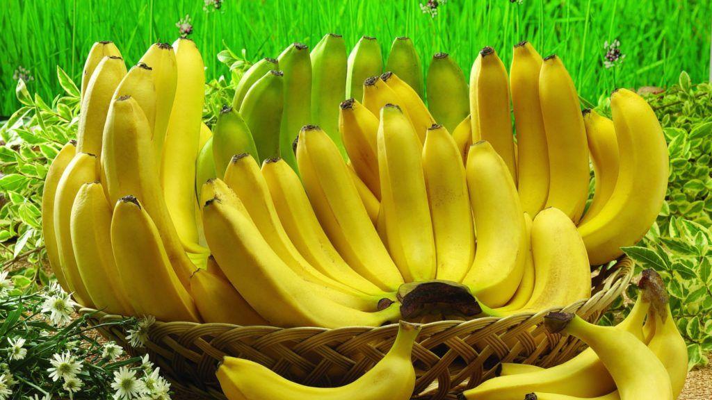 Банан полезные свойства и противопоказания